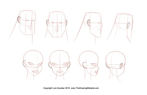 Bruce timm how to draw
