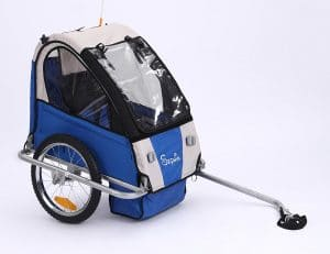 Instep sync single bicycle trailer manual