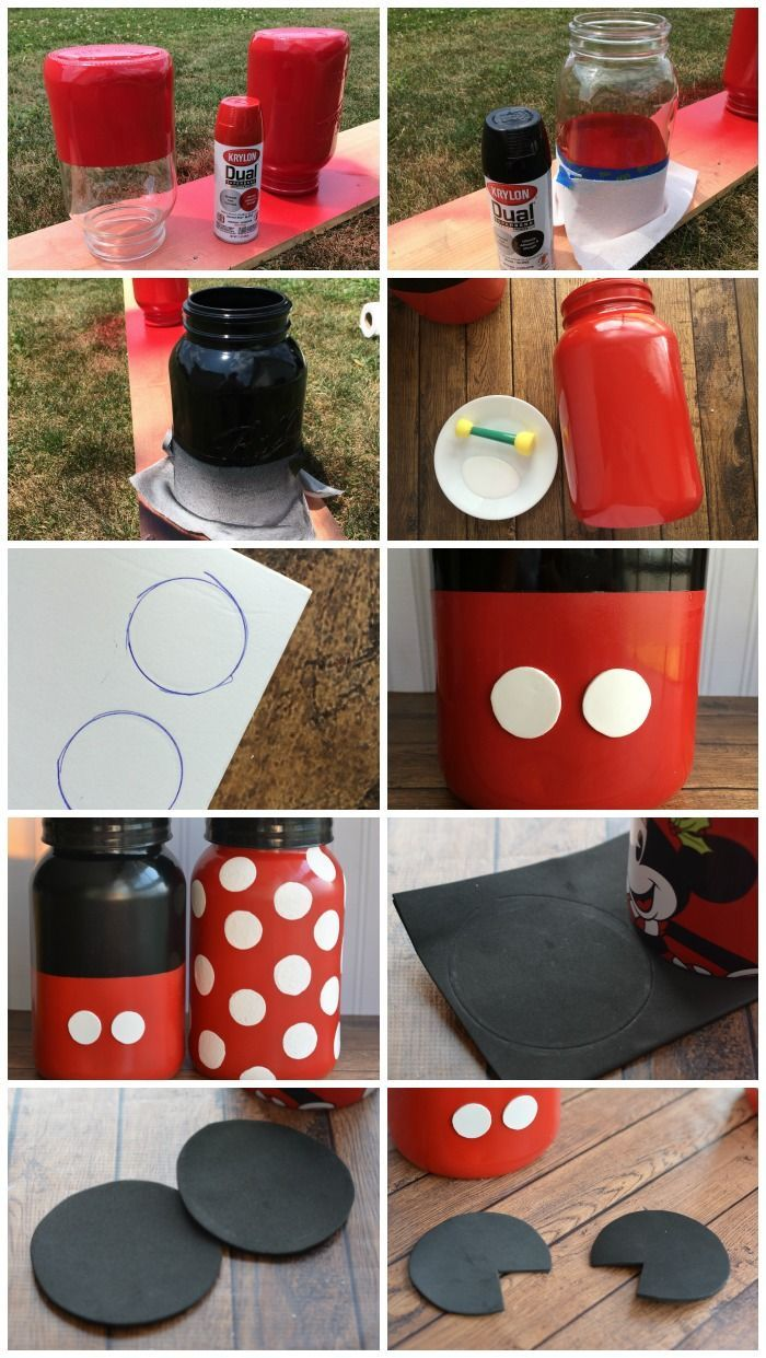 Minnie mouse kitchen instructions