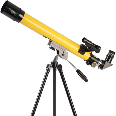 national geographic 50mm astronomical telescope instruction manual