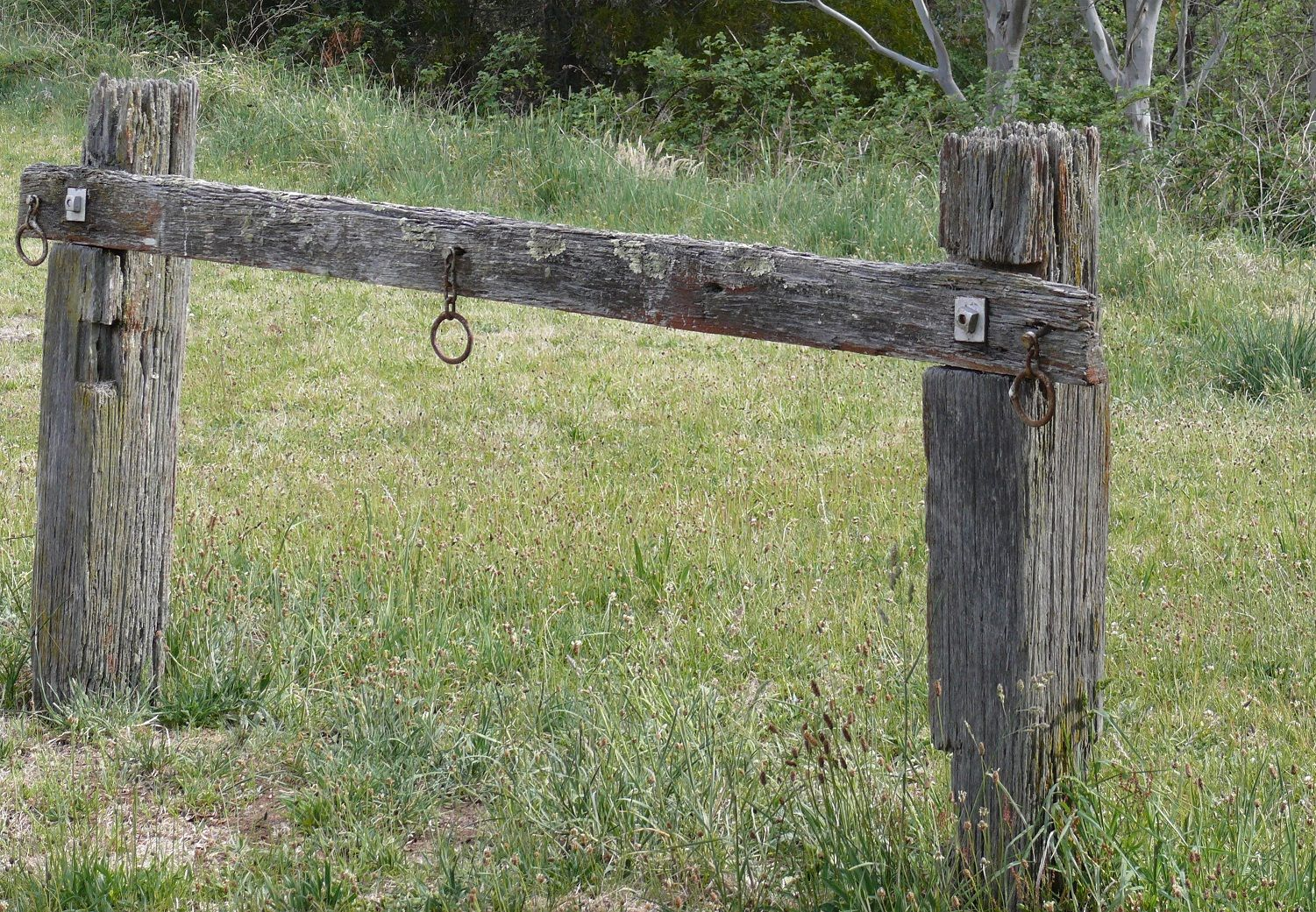 Hitching post wurm online how to make