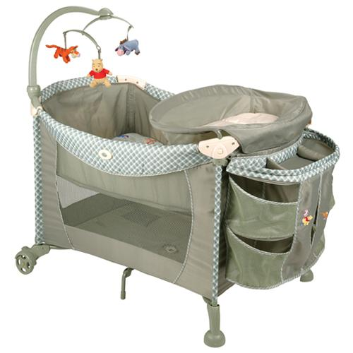 graco winnie the pooh bassinet instructions