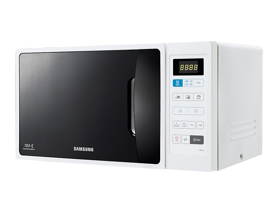 Samsung microwave defrost instructions