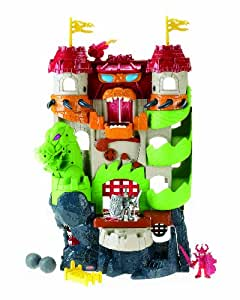 fisher price imaginext dragon castle instructions