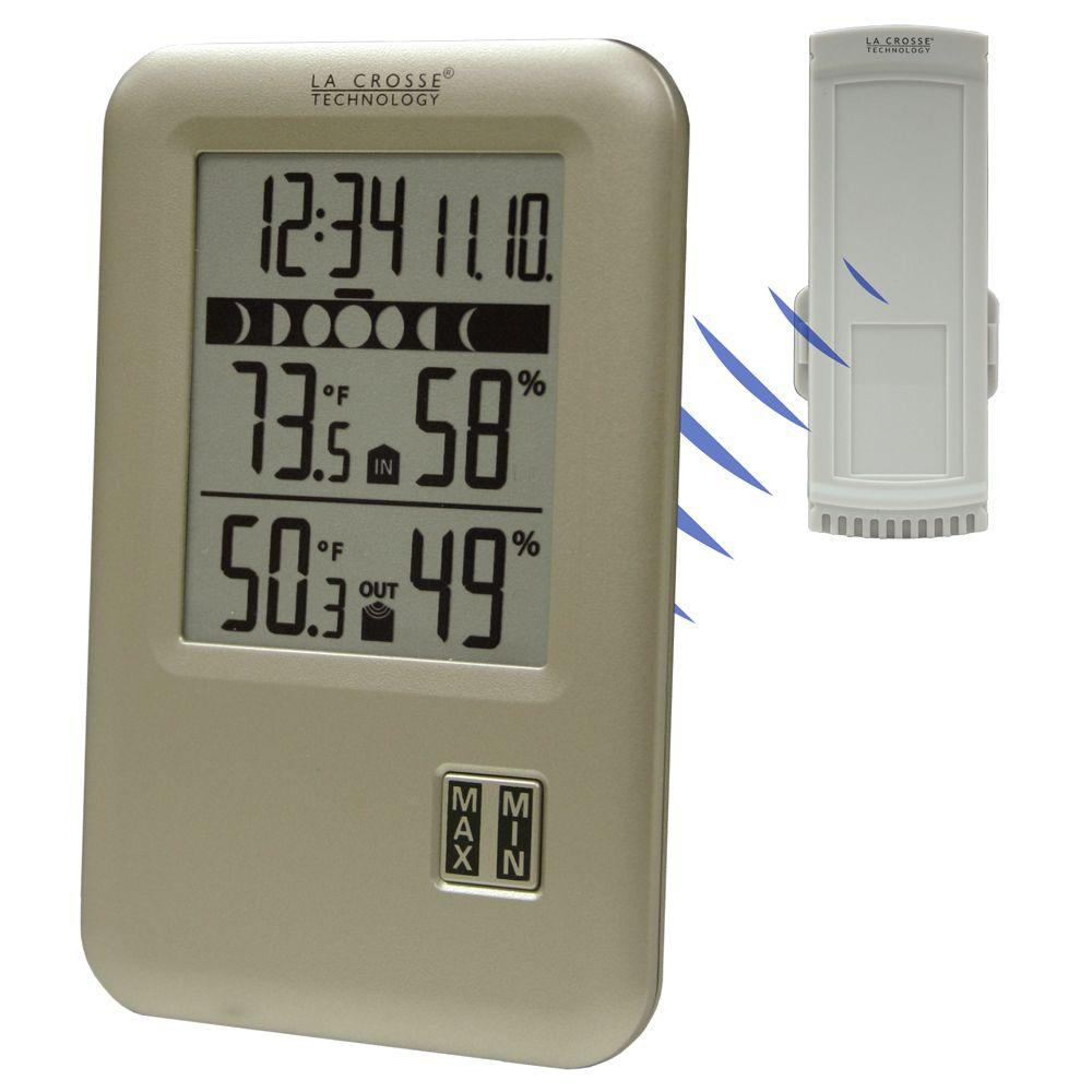 hp 1000 weather station manual