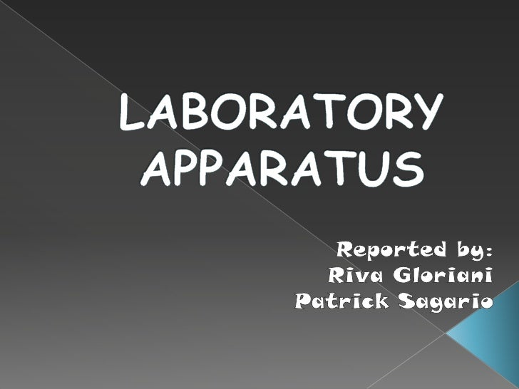 Laboratory apparatus and their uses with pictures pdf