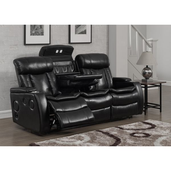 power recliner with bluetooth manual