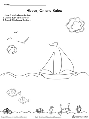 sketching by numbers instructions